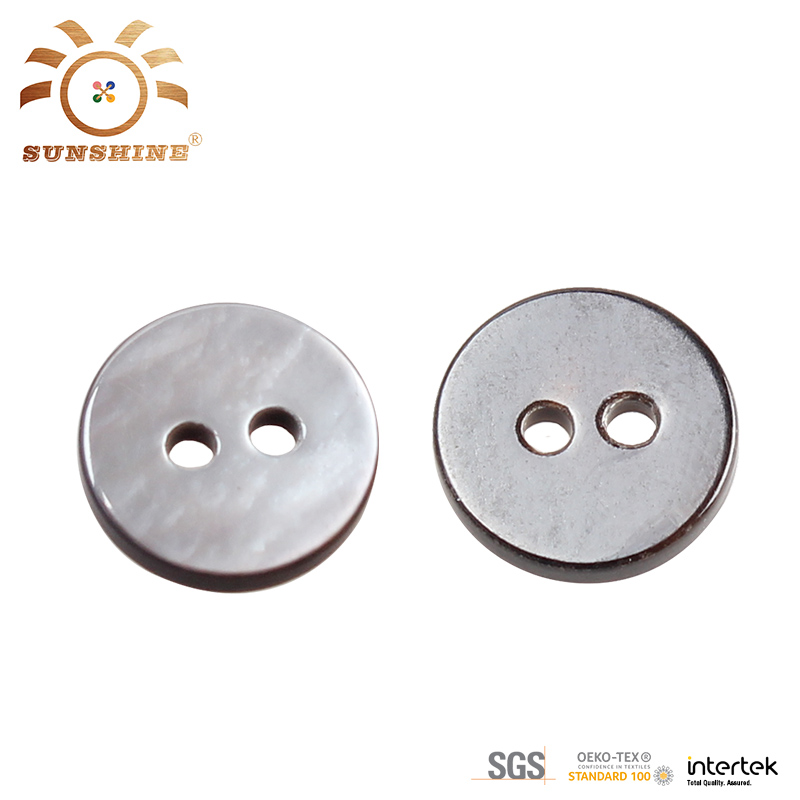 Uniform resin button plastic button for suit wholesale